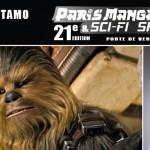 Chewbacca en dédicace à Paris Manga 21e édition