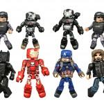Marvel Minimates : Captain America Civil War et greatest hits