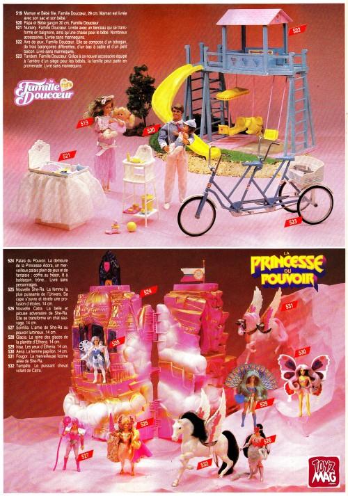 Catalogue Francajou 1986
