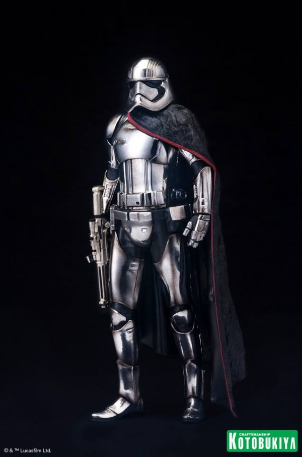 Captain Phasma ARTFX+ Statue.