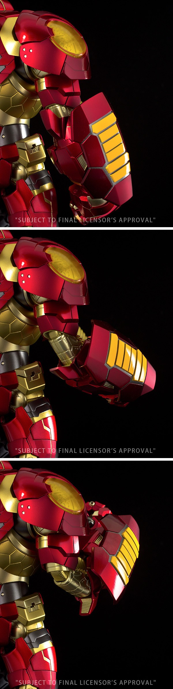 RE:EDIT IRON MAN #05 Hulk Buster