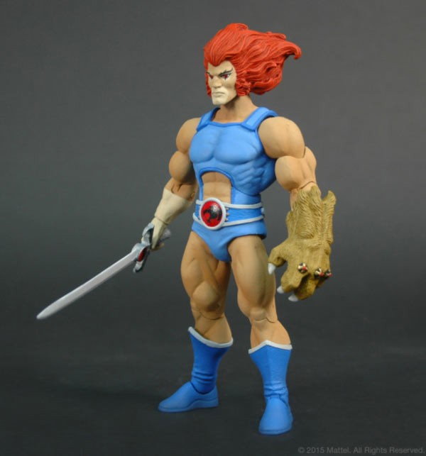 2016 Thundercats Club Third Earth LION-O starlion
