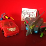 ToyzFocus #5 : Transformers de l'entre 2 gammes