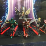 Saint Seiya D.D.Panoramation photo exclu du Akiba Showroom