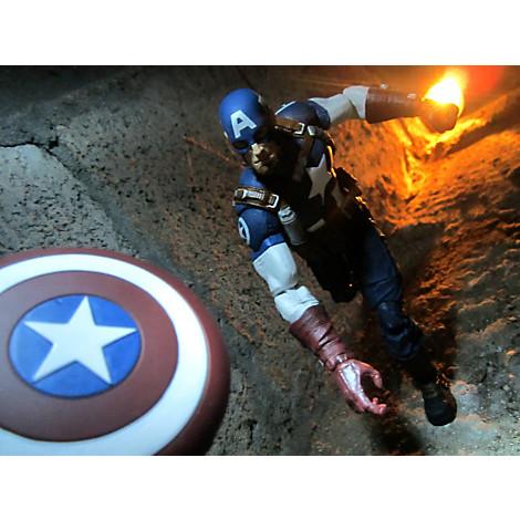 Captain America 29,90€ édition spéciale - exclu DisneyStore.fr