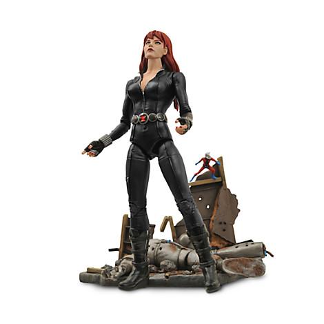 Black Widow 29,90€ édition spéciale - exclu DisneyStore.fr -précommande ICI