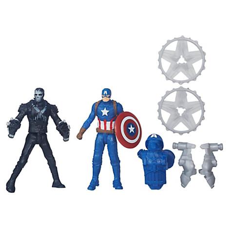 Captain America contre Crossbones de Marvel, Civil War