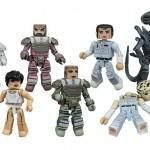 De nouveaux Minimates pour Alien et Predator