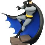 DC Animated : Batman, Poison Ivy et Lex Luthor