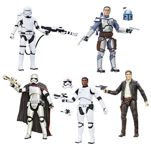 Concours Star Wars Black Series Wave 4
