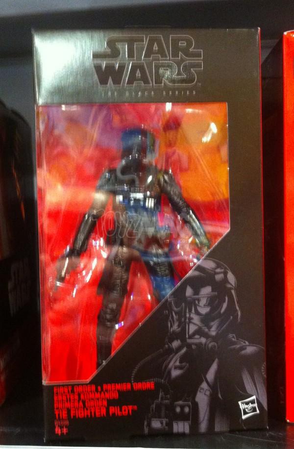 Star Wars TFA Black Series 6inch Wave 4  SW7 1st ORDER TIE FIGHER