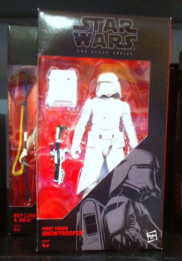 Star Wars TFA Black Series 6inch Wave 4  SW E7 FIRST ORDER SNOWTROOPER