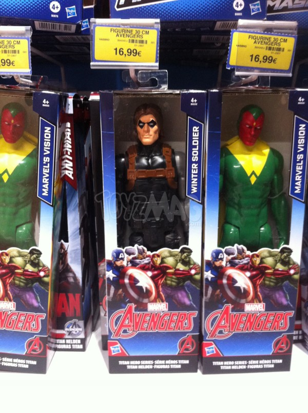 Marvel Titan Hero