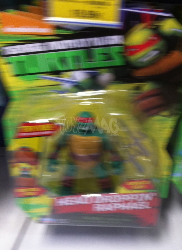 figurines tortues Ninja Head Droppin'