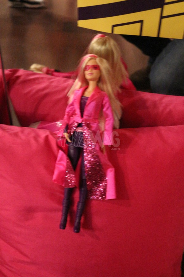 Barbie Agent Secret