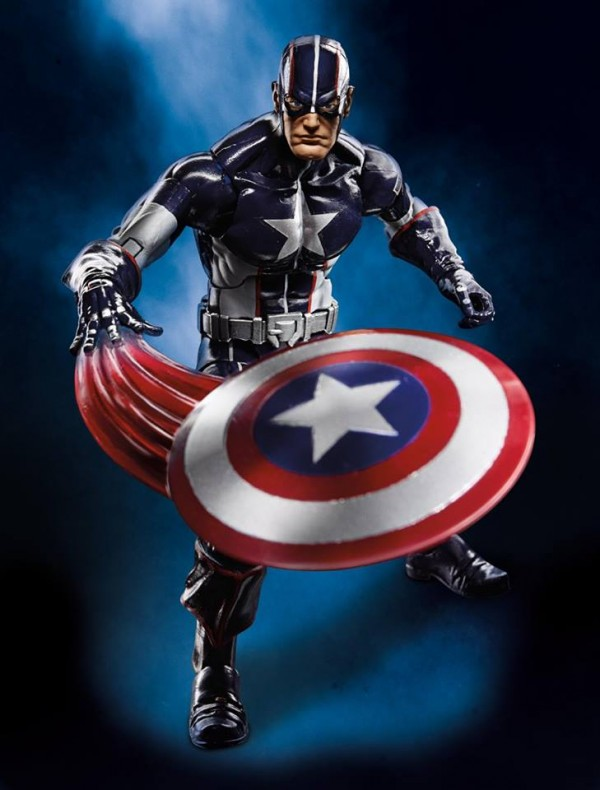 Marvel Legends Avengers et Spider-Man 2016