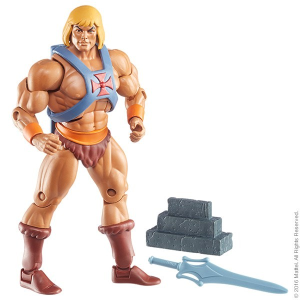 He-Man  filmation  Masters of the Universe  Classics 2.0