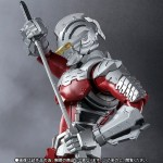 ULTRA-ACT × S.H.Figuarts ULTRAMAN SUIT ver 7.2 - les images officielles