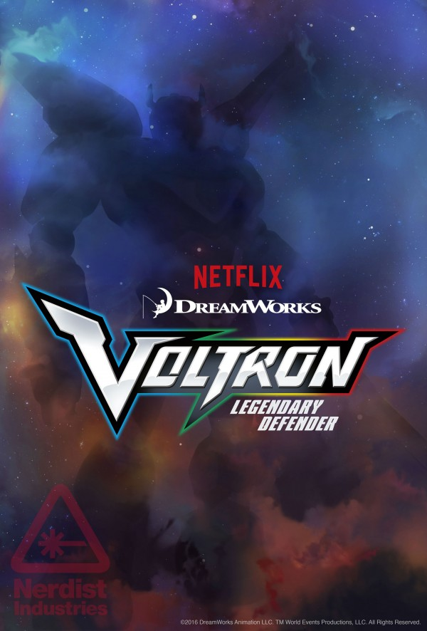 Official VOLTRON: LEGENDARY DEFENDER