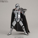 Captain Phasma model kit 1/12 Bandai - nouvelles images