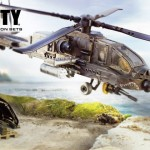 Call of Duty – Mega Bloks : Anti-Armor Helicopter