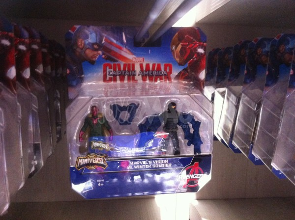 Captain America Civil Wars