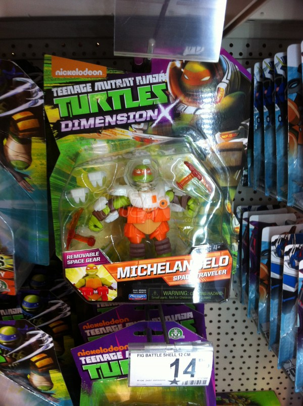Tennage Mutant Ninja Turtles - Les Tortues Ninja  Dimension X !