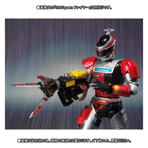 S.H.Figuarts - Winspector Full Set