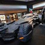 Batman V Superman à l'honneur au Festival Walk Mall de Hong Kong