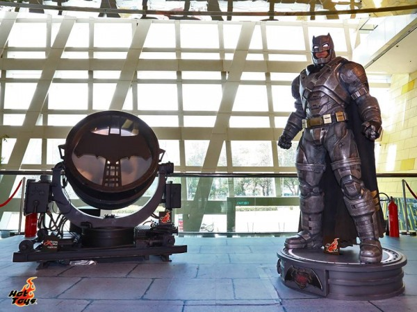 Hot Toys Batman v Superman : Down of Justice x Festival Walk Mall Event 2016