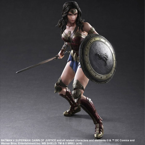 Batman vs Superman : Wonder Woman Play Art Kai