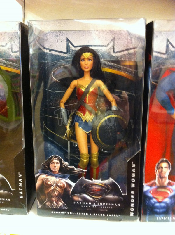Barbie Collector Batman v Superman