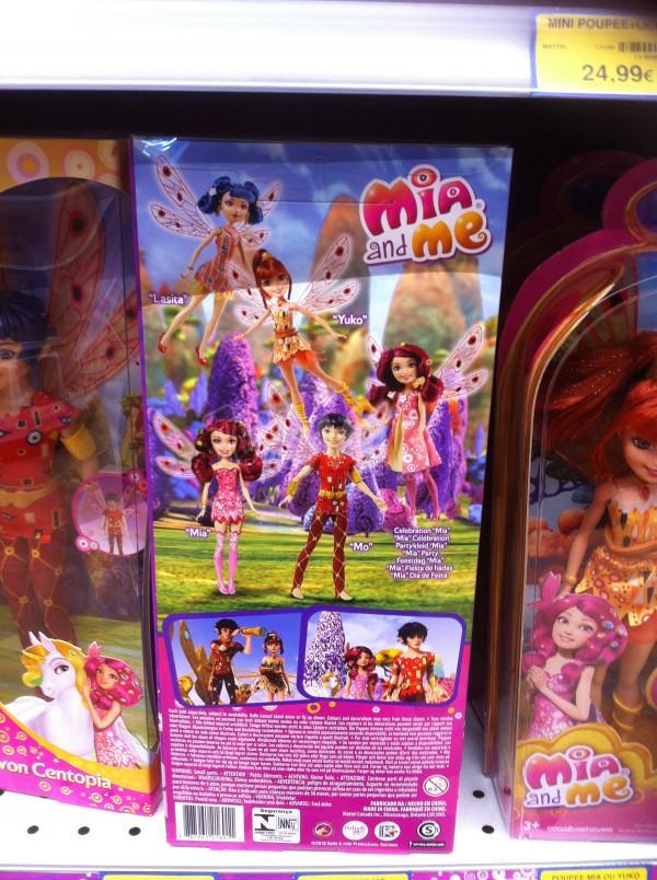 poupée MO  Mia & Moi