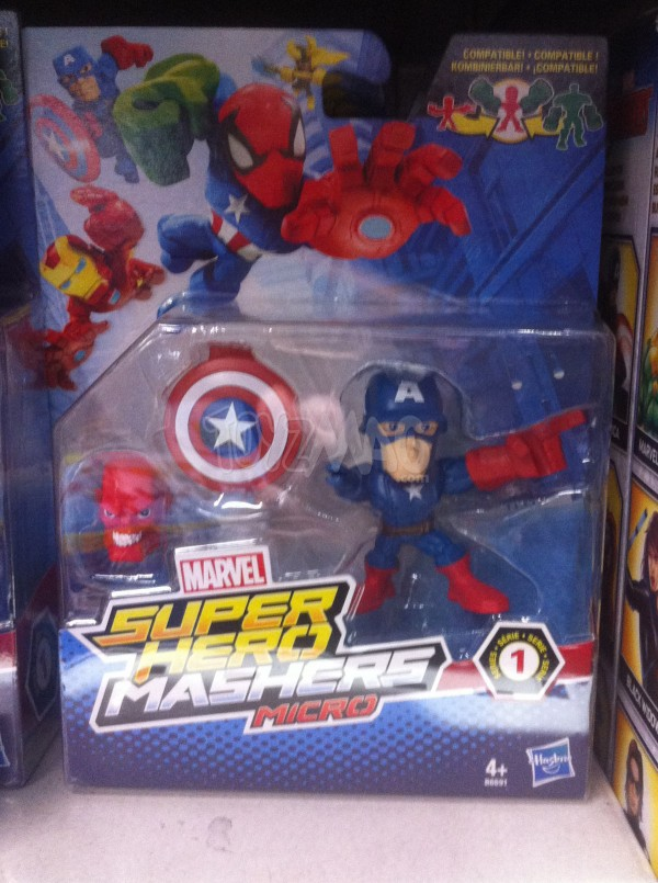 Marvel Super Hero  Masher Micro