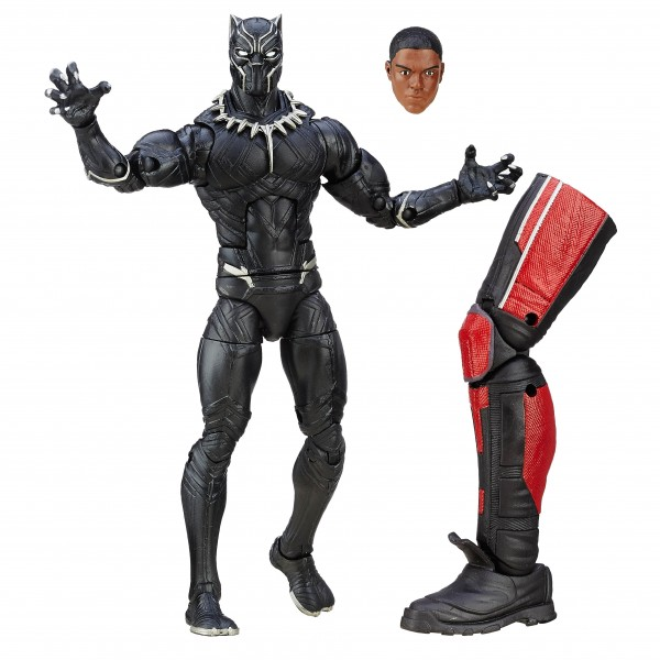 Marvel Legends Captain America Civil War BLACK PANTHER