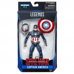 Marvel Legends Captain America Civil War – les images officielles