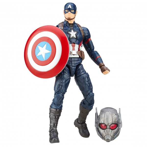 Marvel Legends Captain America Civil War CAPTAIN AMERICA