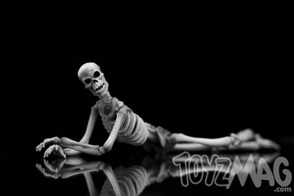 Les poses des figurines