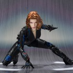 S.H.Figuarts Black Widow les images officielles