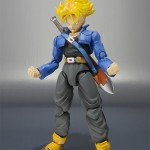 Review - S.H.Figuarts - Trunks