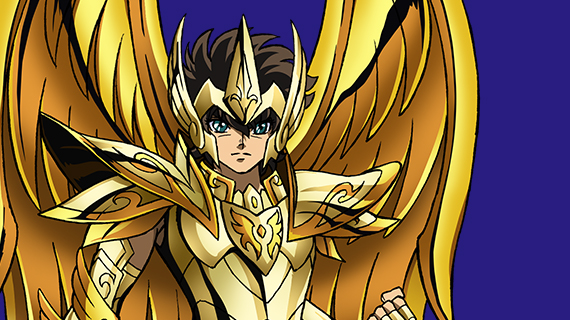 ©Masami Kurumada/Saint Seiya soul of gold Production committee