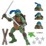 Exclu Tortues Ninja Classics chez Walmart