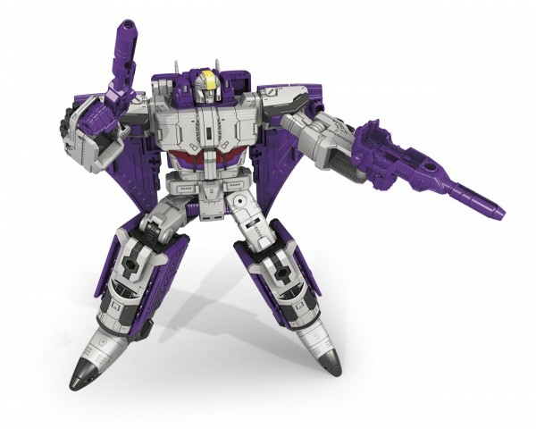 TRANSFORMERS Titans Return Voyager class Astrotrain
