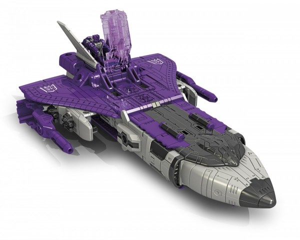 Transformers Astrotrain - Titans Return Voyager class