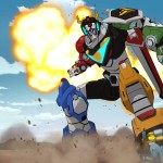 Voltron: Legendary Defender Le 1er trailer