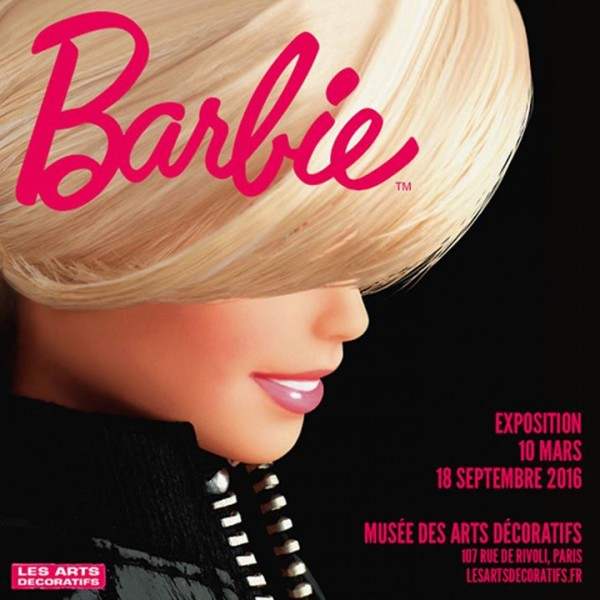 Exposition barbie au mus e des arts d coratifs - Le musee des arts decoratifs ...