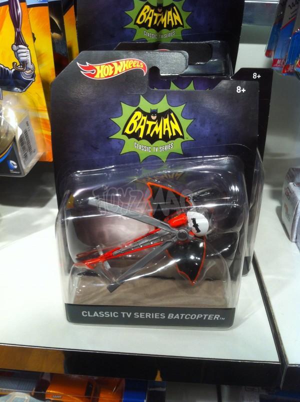 Batman Hot Wheels