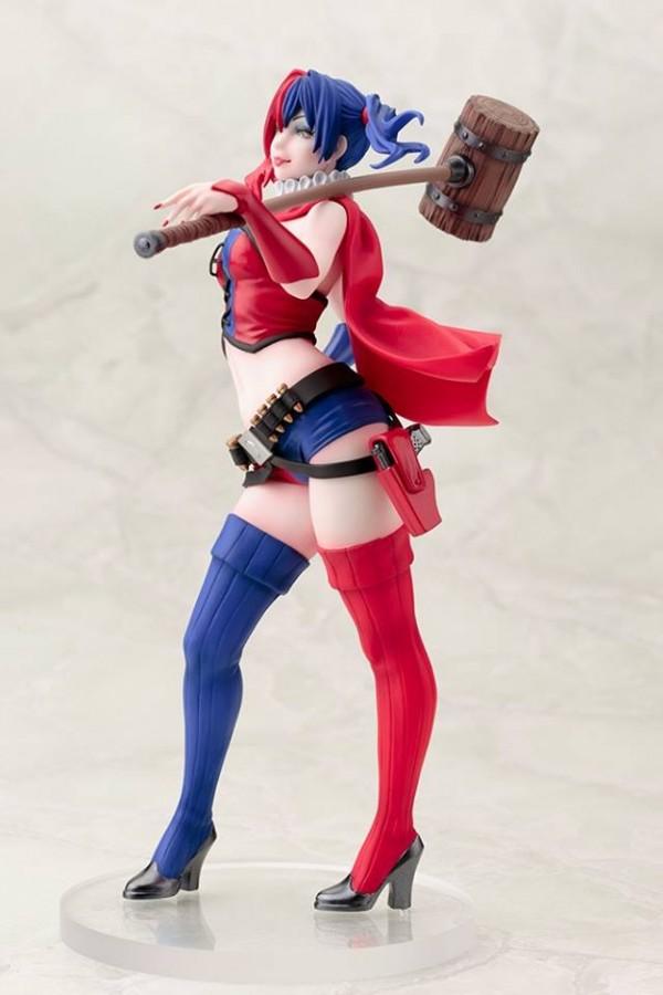 1/7 DC Bishoujo Statue: Harley Quinn New 52 Ver. PVC