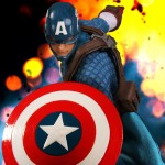 Mezco One:12 Collective - Captain America