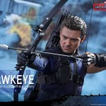 Captain America Civil War : Hawkeye par Hot Toys